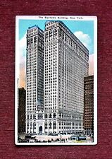 SKYSCRAPER BUILDING EQUITABLE LIFE INSURANCE MANHATTAN NEW YORK CITY