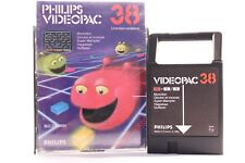 VINTAGE PHILIPS G7000 CONSOLE COMPUTER VIDEOPAC  38 MUNCHKIN GAME