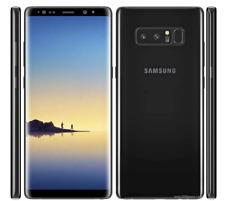 Samsung Galaxy Note 8 Sm-n950u 64gb At&t Black Great
