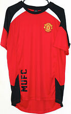 Official MANCHESTER UNITED Football Club Jersey Red LARGE Soccer Futbol