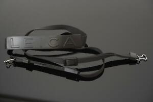 Leica M6 camera strap, 14312, with wide anti-slip rubber pad, genuine Leitz ✅