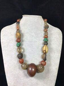 28 cm China Tibet necklace natural crystal Beeswax necklace Pendant jewelry