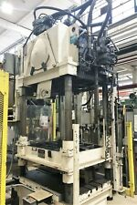 50 Ton Hydraulic Press for Sale • Multipress 4-Post (4-Column) Dct
