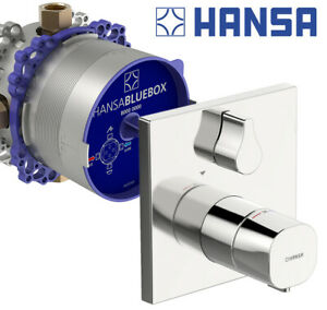 Hansa Unterputz Bluebox Armatur HansaLiving Dusche Thermostat Duscharmatur Wanne