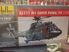 Heller 1 72 AS332 M1 Super Puma Helicóptero kit de modelismo