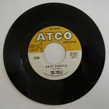 Nino Tempo & April Stevens - Deep Purple / I've Been Carrying A / 6273 / 45
