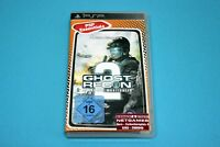Playstation Portable PSP - GHOST RECON 2: ADVANCED WARFIGHTER - Komplett in OVP