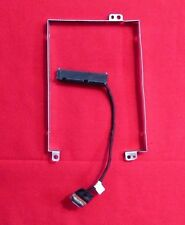 HP 15-D HARD DRIVE CADDY ENCLOSURE W/ CABLE 747117-001-747118-001 GENUINE