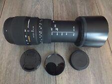 Sigma DG Macro Lente Para Nikon 70-300mm F/4-5.6