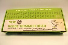 Ge Elec Trak Th-70 Hedge Trimmer Head Brand New Extremely Rare For Collector'S