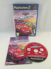 Sony Playstation 2 PS2 - Cars Race-O-Rama