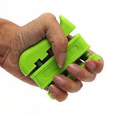 Hand Forearm Finger Power Exerciser Wrist Tension Extend Grip Strength Tool