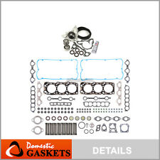 Head Gasket Set Timing Belt Kit Water Pump Fit  02-05 Kia Sedona 3.5 G6CU