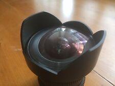 Samyang 14mm T/3.1 Cine Lens - Canon EF Mount