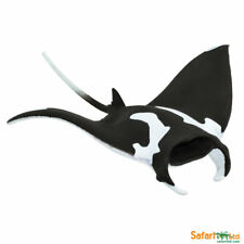 Safari Ltd 100096 ANIMALI MARINI MANTA RAY 14 cm ANIMALI MARINI Novità 2018