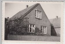 (F19284) Orig. Foto Boizenburg a. Elbe, Pension 1951