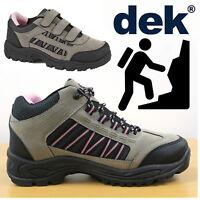 DEK Ladies Grassmere & Kendal Trek & Trail Boots Womens Hill Walking Trainers