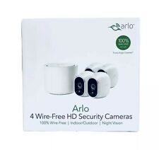 4 Wire-Free HD Home Security System