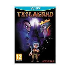 Pal version Nintendo Wii u Teslagrad English/espanol/it/fr/de