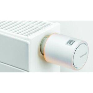 Tête additionnelle thermostatique connectée NETATMO pour Vanne de Radiateur