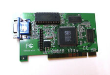 PCI video Graphics Card SIS 6326  8Mb   , new old stock