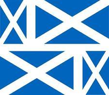 4x Adhesivo adesivi pegatina sticker vinilo bandera vinyl moto coche escocia