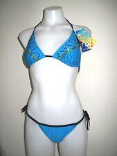 standard 3pc swimwear togs bather swimsuit bikini set togs cossie 8 10 12 14