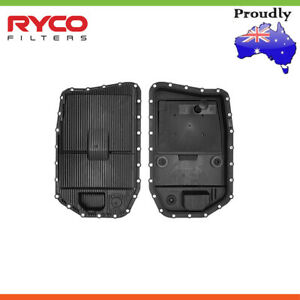 New * Ryco * Transmission Filter For BMW 525i E60 2.5L 6Cyl 9/2003 -5/2005