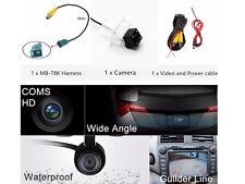 For Mercedes Benz C180 C200 C280 C300 C350 C63 Reverse Backup Rear View Camera