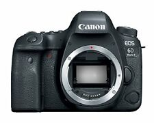 Open Box Canon EOS 6D Mark II Digital SLR Camera Body