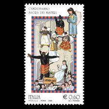 "Italy 2009 - Folklore, Dedicated to the ""Sagra dei Misteri"" - Sc 2931 MNH"