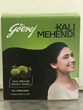 Godrej Kali  Mehendi Henna Hair Color 24gms Men/women