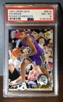 1993 Vin Baker Upper Deck Rookie #RS19 Basketball Card - PSA 8 NEAR MINT-MINT