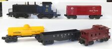 Lionel Erie 610 NW2 w/ 6012, 6014, 6015 and 6017 VERY NICE!