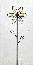 Wrought Iron Art Wire Flower Yard  Lawn Decor