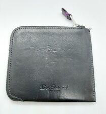 Ben Sherman Black Leather Wallet