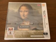 Rare Nintendo 3DS Guide Louvre, English Version Brand New