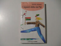I Ragazzi Della Via Pàl-Ferenc Molnar-La Biblioteca De Il tempo(Sigillato)-LIBRO