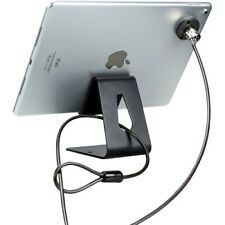 CTA Digital Tablet Desktop Security Kit with Display Stand and Theft-Deterrent C