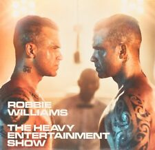 The Heavy Entertainment Show  Robbie Williams Vinyl Record