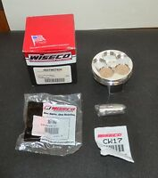 WISECO FORGED PISTON 4857M07700 77MM  STANDARD BORE YAMAHA YZF-R1 04-06