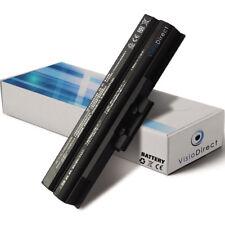 Batterie 4400mAh type VGP-BPS13/Q VGP-BPS13A VGP-BPS13A/B pour SONY Vaio