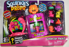 SQUINKIES 'do DROPS COLLECTOR PACK 14pieces FREE US Shipping