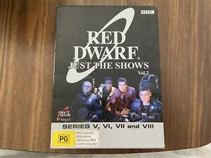 Red Dwarf : Series 5-8