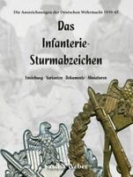 Das Infanterie-Sturmabzeichen Orden Wehrmacht Katalog Varianten Buch Weber Book