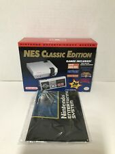 Nintendo Entertainment System: NES Classic Edition (Box Only) Discontinued 2016