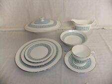 C4 porcelaine fine anglaise Chine-Royal Doulton-Contrepoint - 9C6D