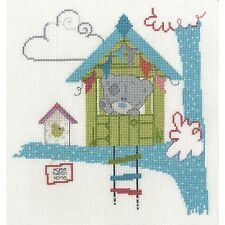 DMC TINY TATTY TEDDY ME TO YOU HOME TWEET HOME COUNTED CROSS STITCH KIT 2016