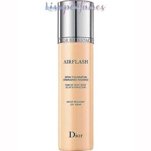 Christian Dior Backstage Airflash Spray Foundation 1N (100) Neutral / Ivory
