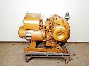 KOHLER MODEL 2RM21 3000 WATTS GAS GENERATOR VINTAGE NEVER USED